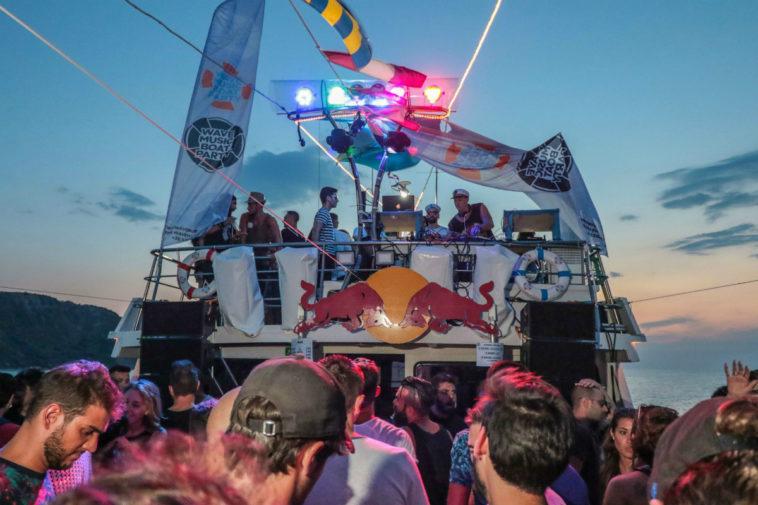 wave music boat credits mattia bonaretti