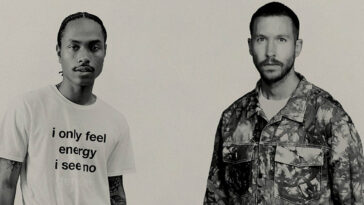 Love Regenerator (Calvin Harris) & Steve Lacy
