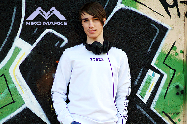 Nicolò Marchesin a.k.a. Niko Marke è un dj/ producer italiano, nato nel 2004.